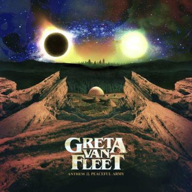 5. Greta Van Fleet - Anthem Of The Peacefull Army